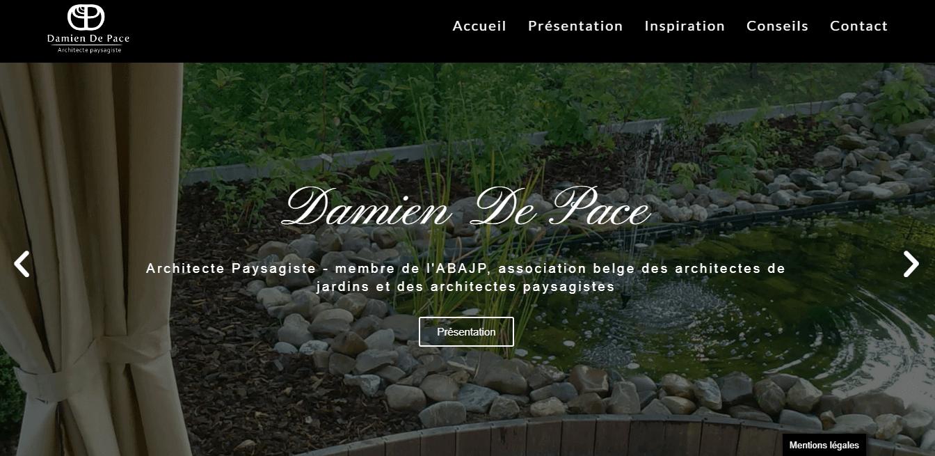 Damien De Pace